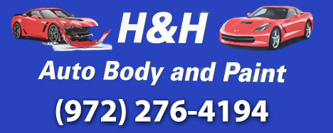 H & H Auto Body and Paint in Garland, TX